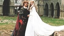 Andrea Černá a Radek Valenta v pohádce Princezna ze mlejna