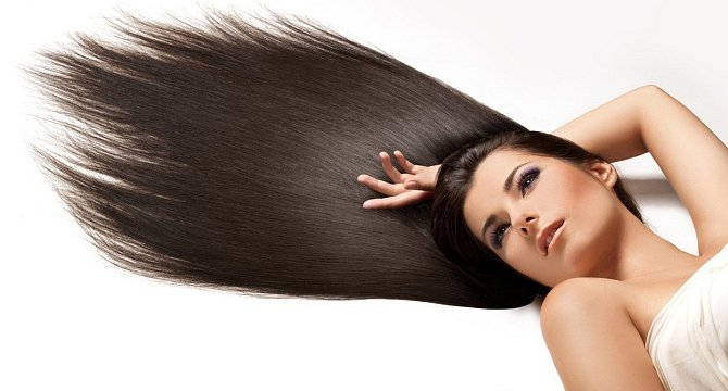 Péče o vlasy je velmi důležitá.
