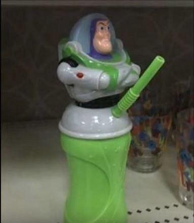 Lahvička Toy Story