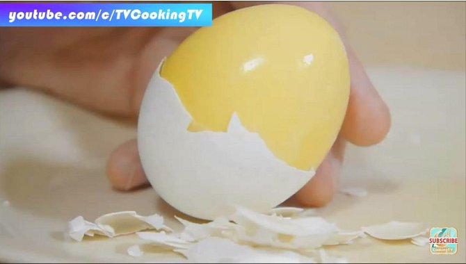 Vajíčko bez žloutku