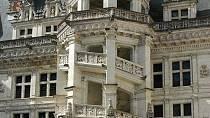 Francouzský zámek Blois