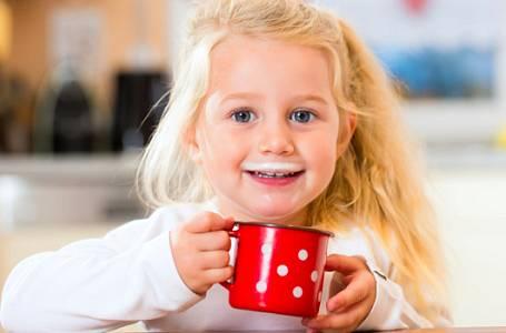 Mléčnými výrobky proti dětské obezitě!