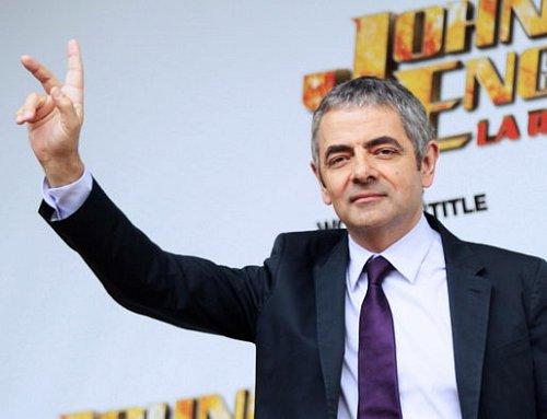 Rowan Atkinson - Z Mr. Beana podruhé špion nešika