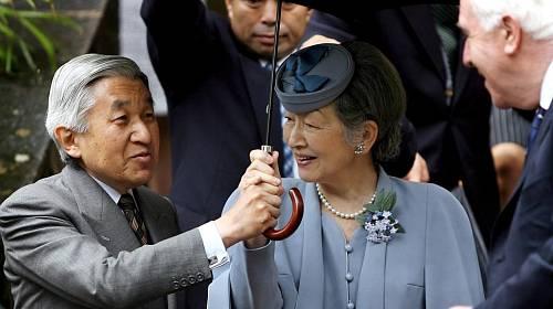 <p>JAPONSKÁ CÍSAŘOVNA MIČIKO Dcera bohatého podnikatele Získaný titul: císařovna </p>