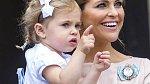 Princezna Madeleine Švédská je rodinný typ.