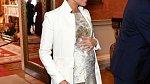 Vévodkyně Meghan je aktivní i v pokročilém stupni těhotenství.