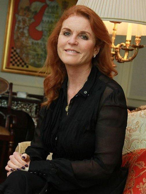 Sarah Ferguson se stala černou ovcí královské rodiny.