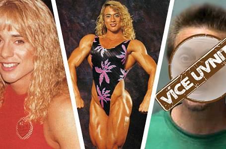 Jak změní ženu užívání steroidů