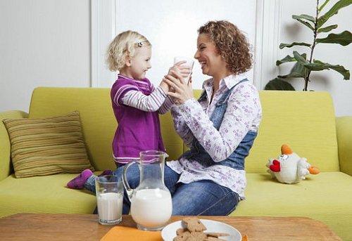 Mléko zahleňuje? Pouhý mýtus!