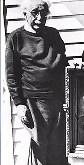 Albert Einstein (+ 18. dubna 1955)