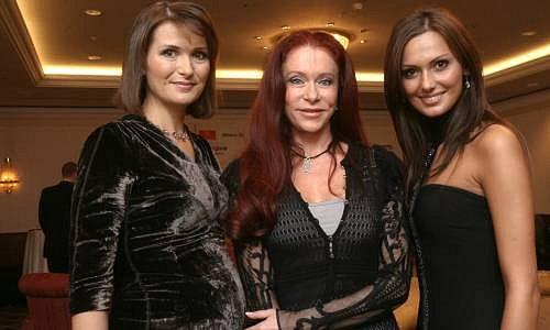 Eliška Bučková, Michaela Maláčová, Blanka Matragi