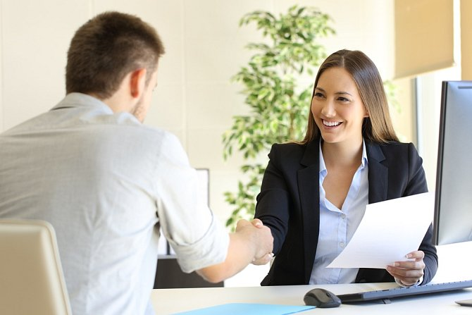 Životopis v podstatě rozhodne o tom, zda budete pozvána na pracovní pohovor.