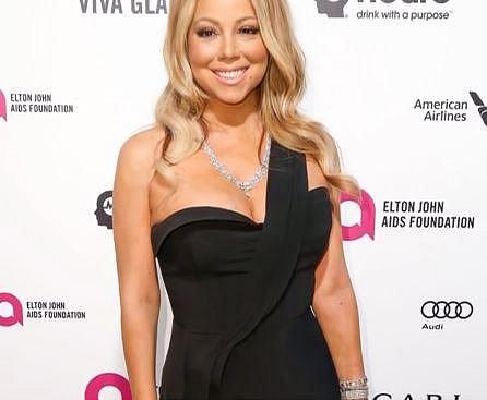 Mariah Carey většinou dokáže zhubnout kvůli nové lásce.