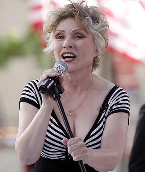 Přijde vám tohle sexy? Debbie Harry