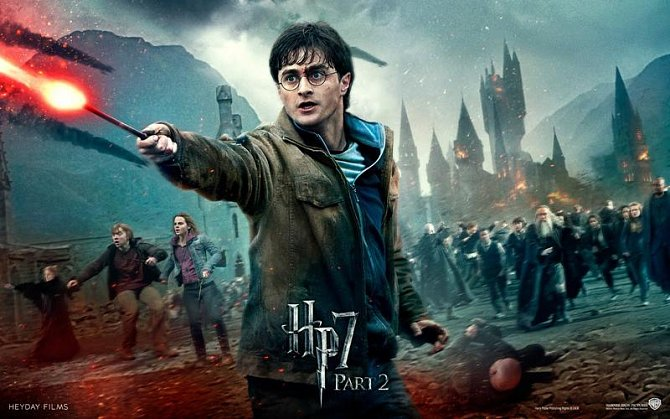 Harry Potter a Relikvie smrti - Daniel Radcliffe coby Harry Potter
