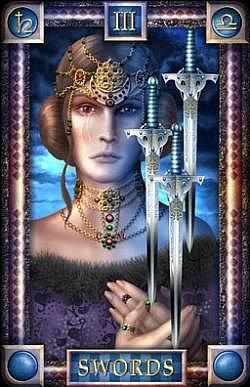 Trojka mečů