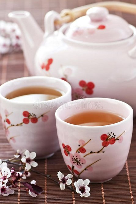 Zeleným čajem proti rakovině.