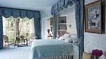 Dům Elizabeth Taylor byl plný luxusu.