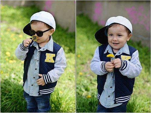 Jarní móda -
