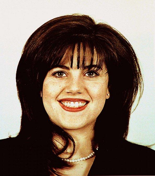 Tato fotka Monicy Lewinsky obletěla celý svět