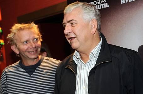 Miroslav Donutil a Miroslav Vladyka