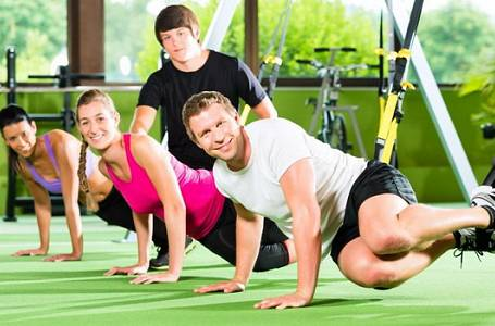 Trendy ve cvičení pro jaro a léto 2013