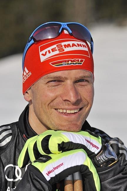 Tobias Angerer, německý reprezentant v běhu na lyžích