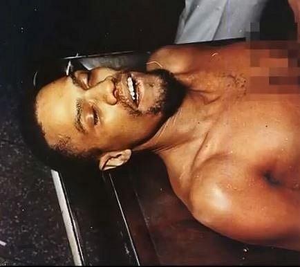 Tělo Malcolma X