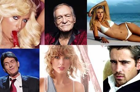 13 Sexy celebrity s pověstí nejhorších milenců