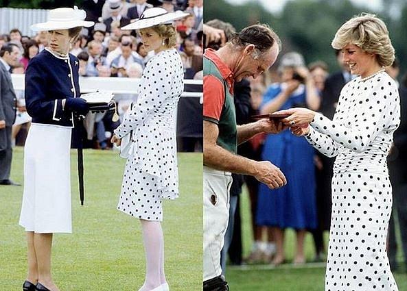 Tady si nechala přešít spodní část šatů.