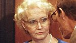 Dorothea Puente během soudního jednání.