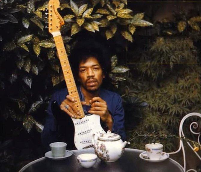 Jimi Hendrix (+18. září 1970)