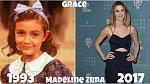 Americká herečka Madeline Zima coby Grace Sheffield