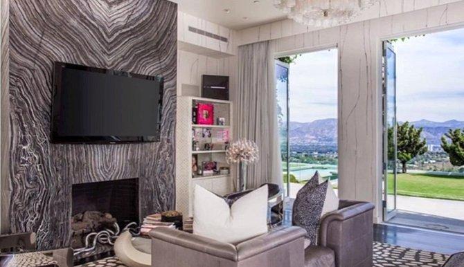 Speciální místnost, která je určená ke sledování televize.
