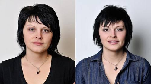 """Ilona (32): """"Budu zářit na zumbě!"""""""