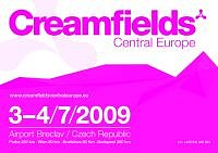 Creamfields Central Europe