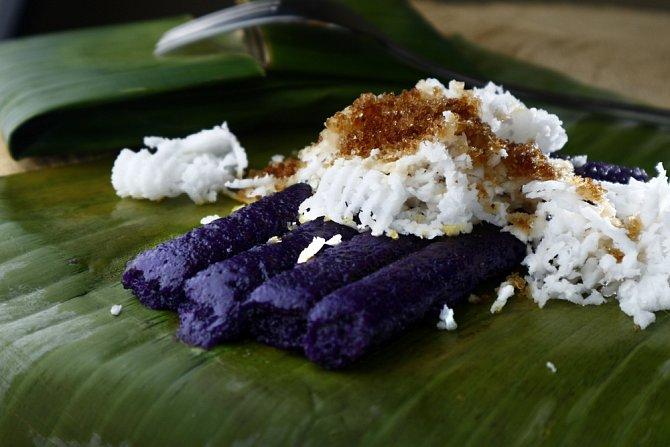 Bumbong z Filipín