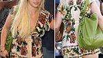 Britney Spears se přehlédla při výběru oblečení nebo někde ztratila spodní díl svého modelu...