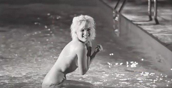 Slavná Marilyn Monroe