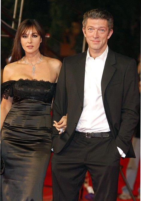 Monica Bellucci a Vincent Cassel - L'appartement (Byt)
