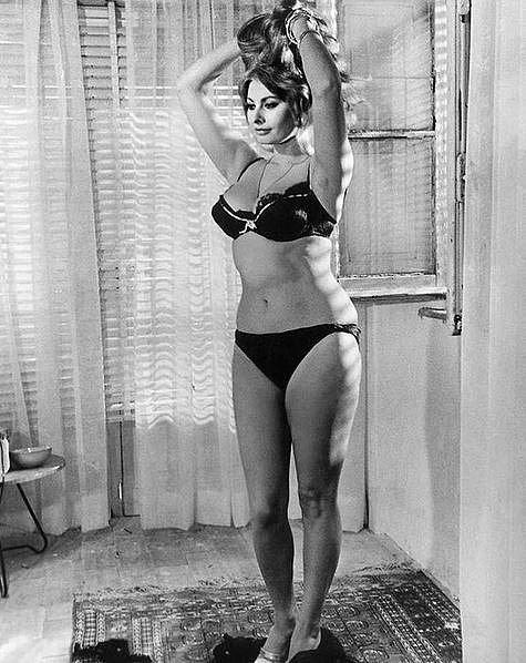 Sophia Loren, 1969
