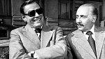 Miloš Kopecký a Josef Bek