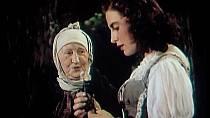 Milena Dvorská v pohádce Byl jednou jeden král
