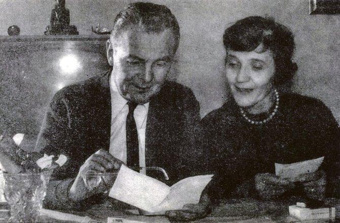 Rodiče Karla Gotta