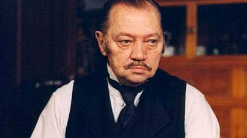 Rudolf Hrušínský – herec par excellence