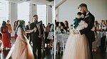 A samozřejmě došlo i na novomanželský tanec.