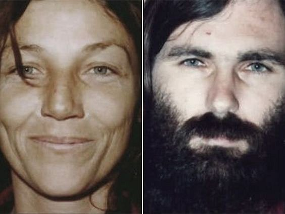 Michael Carson a jeho druhá žena Suzan.