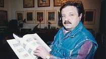 Miluše Voborníková žije se zpěvákem Petrem Spáleným.