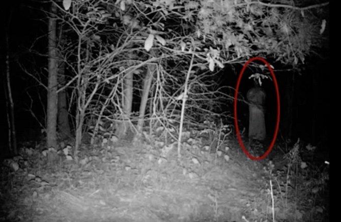 Lesní duch, který v Anglii straší už několik století