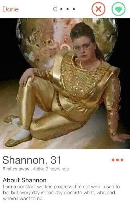 Zřejmě milovnice vesmíru. Nebo sci-fi. Nebo...
